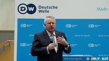 Opening ceremony / Peter Limbourg (DW, Director General, Germany)