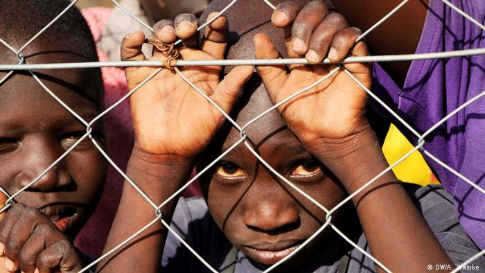 Kenia, Kakuma: Flüchtlingslager