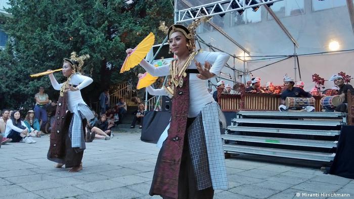 Internationales Gamelan Musikfestival München (Miranti Hirschmann )