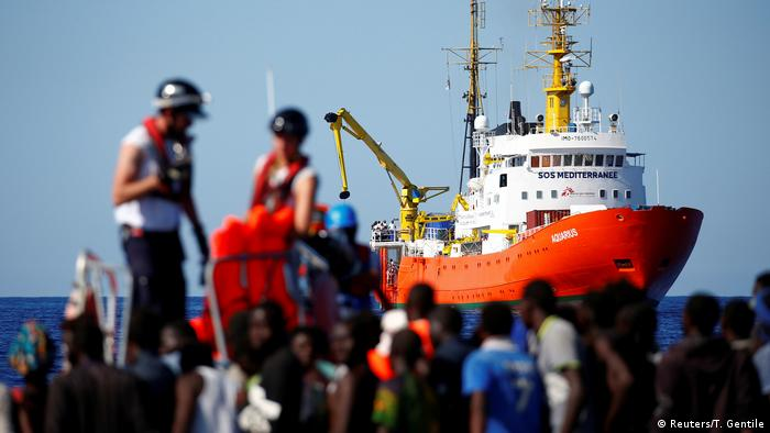 By refusing entry to migrant rescue ship, Italy and Malta reveal