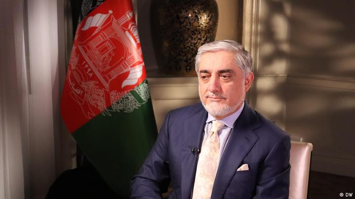 Abdullah Abdullah bei DW Conflict Zone (DW)
