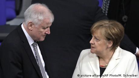Συμφωνούν ότι διαφωνούν Μέρκελ-Ζέεχοφερ