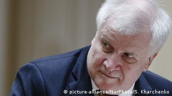 CSU Horst Seehofer (picture-alliance/NurPhoto/S. Kharchenko)