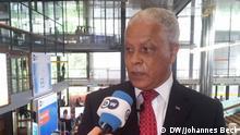 GMF 2018 José da Silva Gonçalves, Minister für Tourismus, Verkehr und Seeverkehr der Kapverden