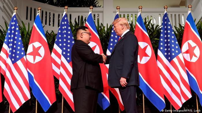 SINGAPORE-US-NKOREA-DIPLOMACY-SUMMIT (AFP/Getty Images)