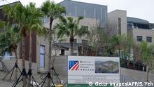 Taiwan Taipei. American Institute