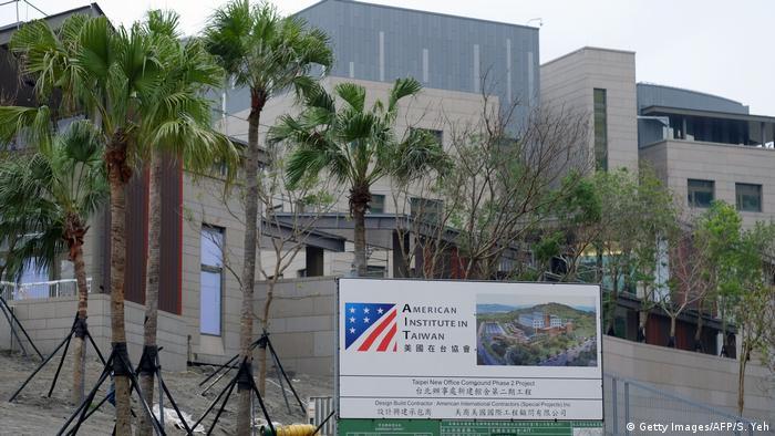 The American Institute in Taiwan