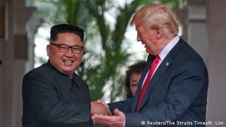 Трамп похвалив Пхеньян за парад без ракет