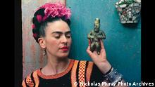 Ausstellung | Frida Kahlo, Making Her Self Up