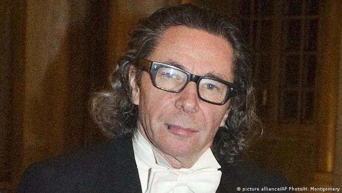 Jean-Claude Arnault (picture alliance/AP Photo/H. Montgomery)