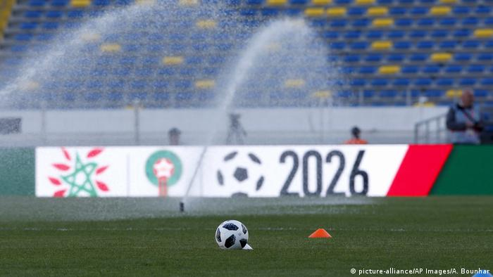 Morocco Soccer 2026 World Cup Bid (picture-alliance/AP Images/A. Bounhar)