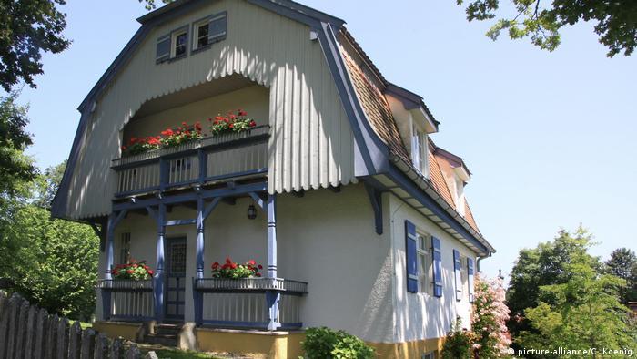 Turismo en Baviera, la casa Münter