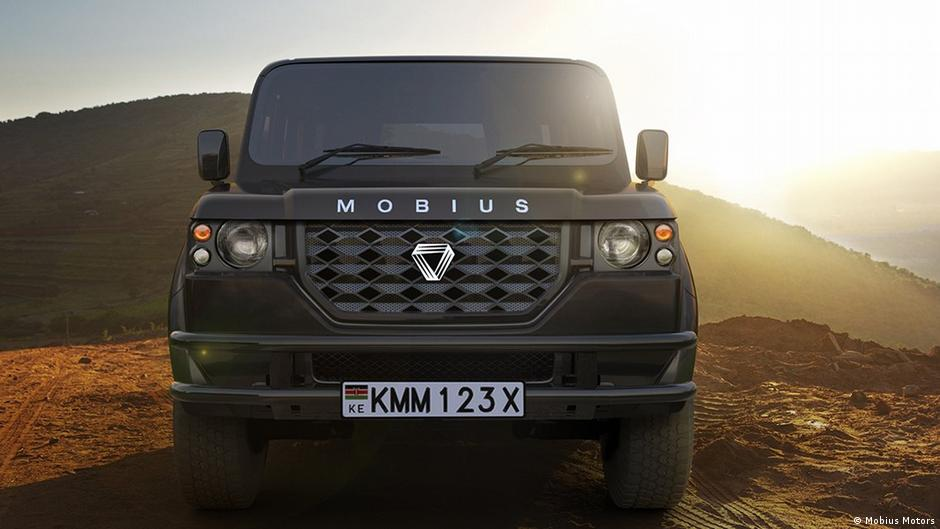 Kenya's Mobius builds cars for Africa