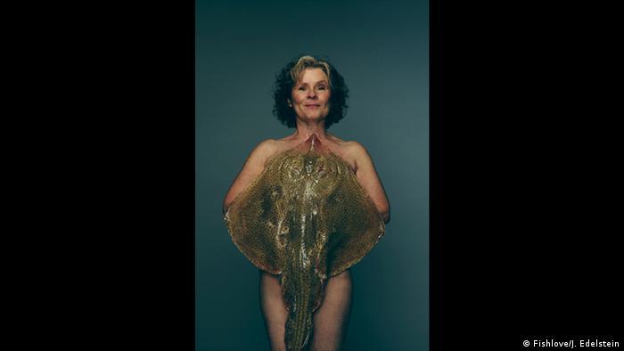 Fishlove Fotoprojekt - Imelda Staunton (Fishlove/J. Edelstein)