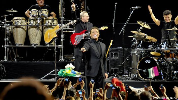 Sänger Luis Miguel (imago/Fotoarena)