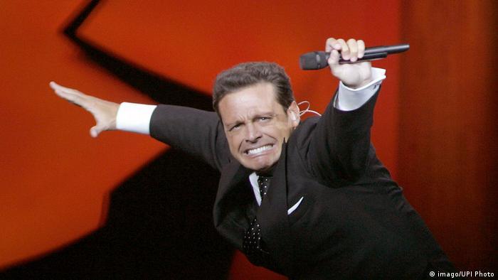 Sänger Luis Miguel (imago/UPI Photo)