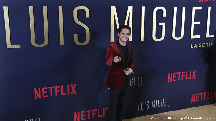 Mexiko | Luis Miguel Netflix (picture-alliance/dpa/AP Photo/M. Ugarte)