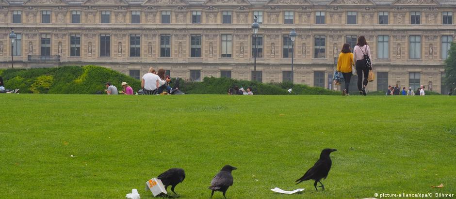 Οι μισοί Παριζιάνοι θεωρούν το Παρίσι βρώμικο