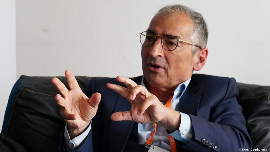 Deutsche Welle Freedom of Speech Award Laureate 2018 Sadegh Zibakalam (Tehran University, Professor of Political Science, Iran)