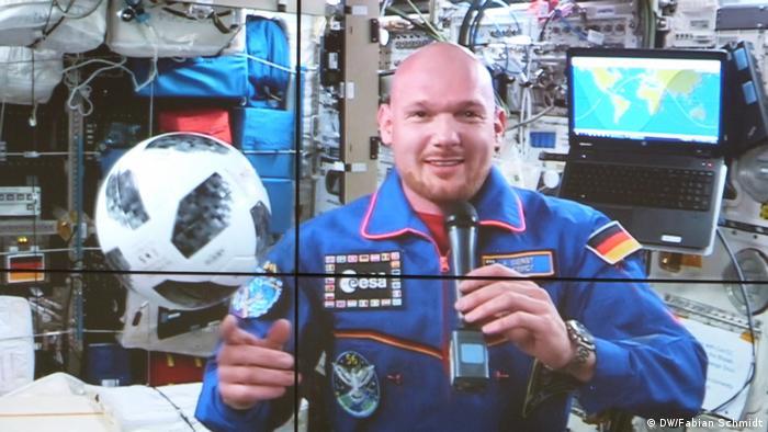 Alman astronot: Uzayda insanın canı sebze çekiyor