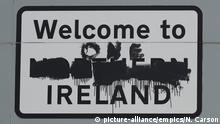 UK Brexit | Grenze in Irland