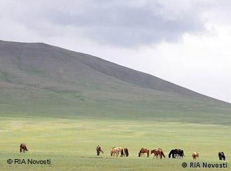 Mongolia is rich in resources