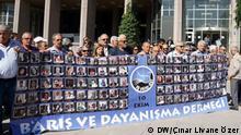Türkei Ankara Proteste wegen Anschlag von 2015