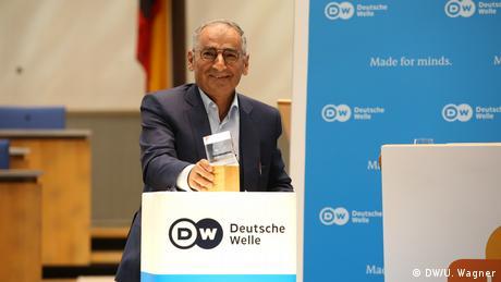 Freedom of Speech Award (DW/U. Wagner)