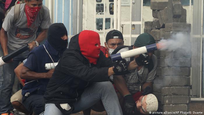 Ausschreitungen bei Protesten in Nicaragua