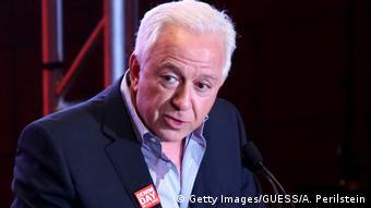 Paul Marciano, Gründer der Modemarke Guess. (Getty Images/GUESS/A. Perilstein)