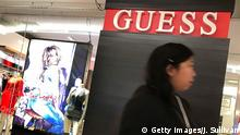 USA San Francisco - Guess Store
