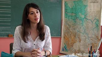 Učiteljica Maja Marinković