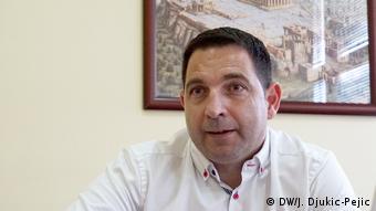 Direktor škole Dragan Mandić