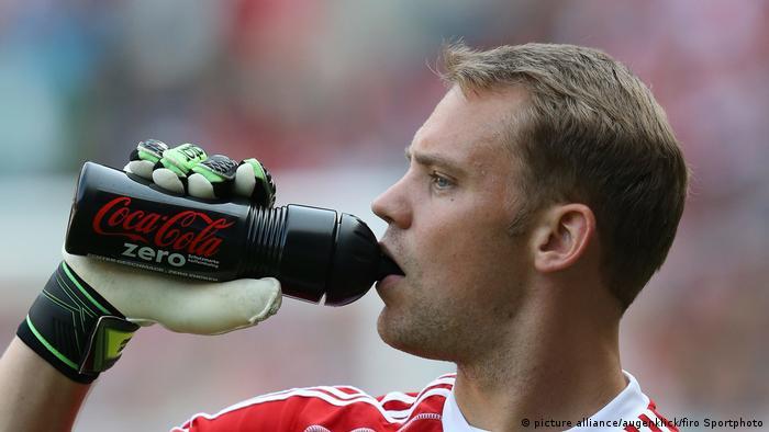 Fußball Bundesliga FC Bayern München Manuel Neuer