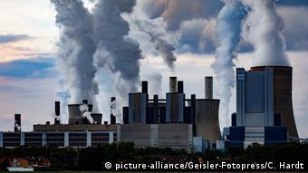 Εργοστάσιο παραγωγής ενέργειας στο Μπέργχαϊμ της Γερμανίας