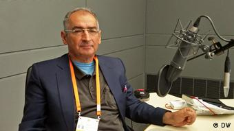 GMF 2018 Freedom of Speech Award Sadegh Zibakalam