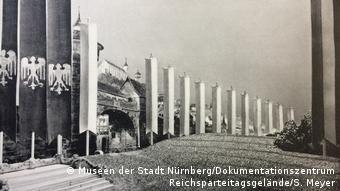 Η Νυρεμβέργη της ναζιστικής περιόδου. Φωτογραφία από την έκθεση «Χίτλερ. Εξουσία. Όπερα»