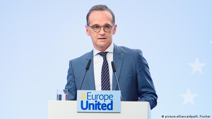 Heiko Maas: Celem niemieckiego rządu jest zachowanie jedności UE