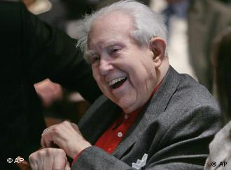 Composer Elliott Carter
