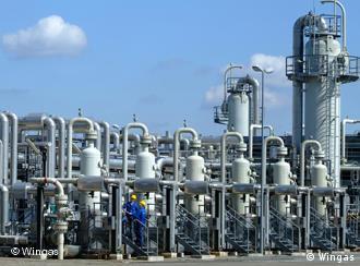 В России горит крупнейшее газохранилище