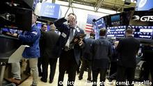 USA, New York: FED erhöht den Leitzins