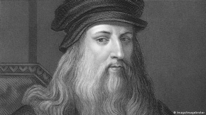 Leonardo da Vinci (Imago/imagebroker)