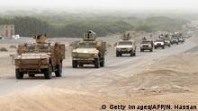 Jemen Regierungstruppen starten Offensive zur Rückeroberung Hodeidas