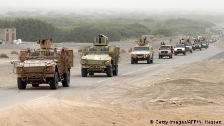 В Ємені арабська коаліція знову бомбить хуситів, Ходейда взята в облогу