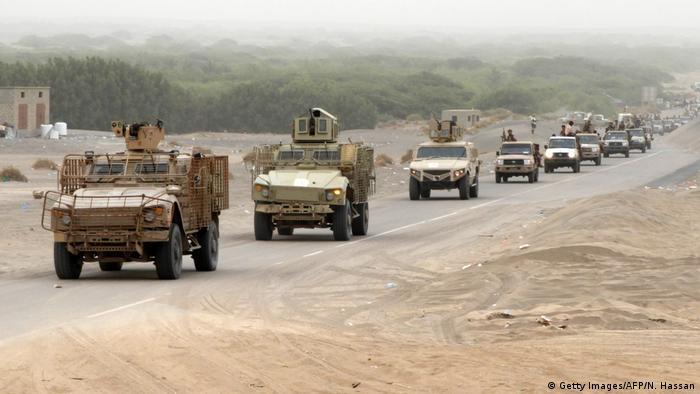 Saudi-led coalition, pro-government Yemen forces in June near Hodeidah
