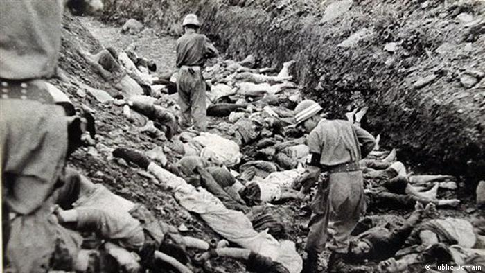 Südkorea Soldaten (Public Domain)