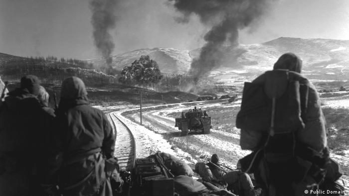 Nordkorea Krieg (Public Domain )