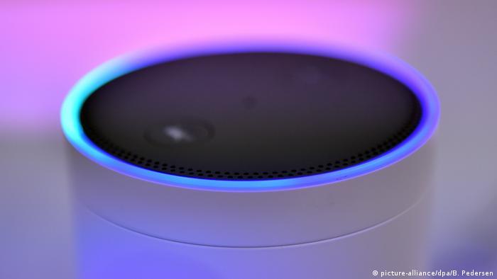 Lautsprecher Amazon Echo Alexa Voice Service