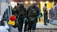Rizin in Köln entdeckt