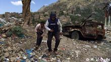 Jemen Vertreibung von Journalisten